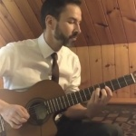 Video Andy Cherry Classical Guitarist Hertfordshire