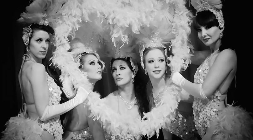 Video The Belle Beauties Showgirls Buckinghamshire