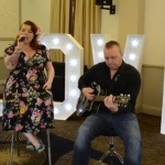 Video Birdie And The Guitar Man Acoustic Duo Leicestershire
