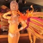 Video Brazilian Samba Cabaret Dancers Dancer London