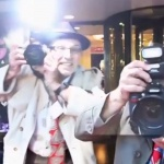 Video Comedy Paparazzi Street Performer East Sussex