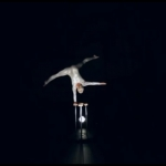 Video Handbalancing Zoe Circus Performer London