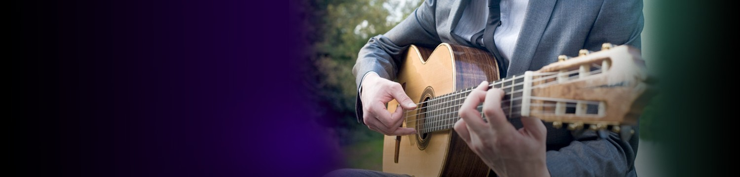 everything you'll ever need to know about booking a classical guitarist