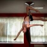 Video Lyndy Jane Circus Performer London