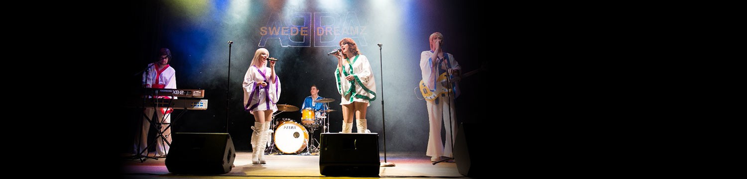(abba) abba-alike abba tribute band cumbria