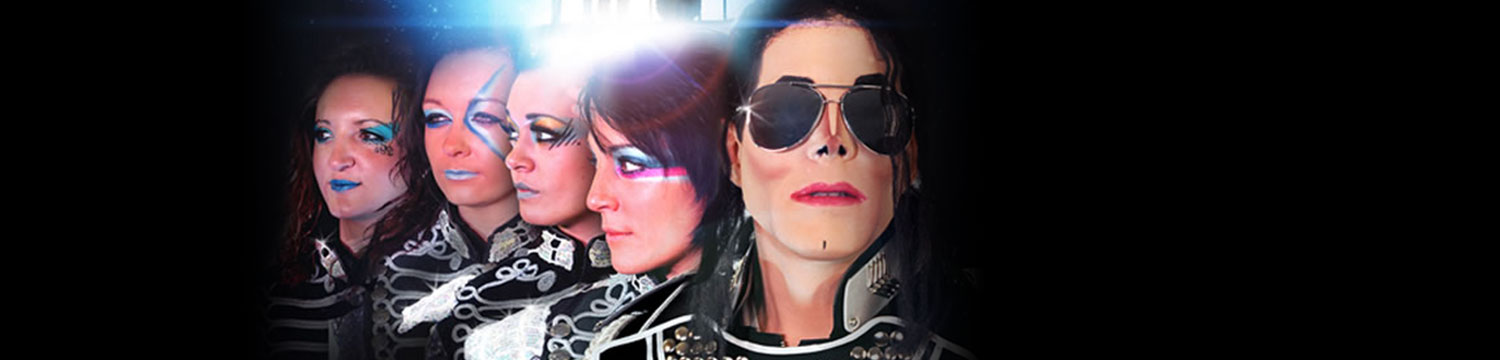 artists similar to the michael jackson tribute band