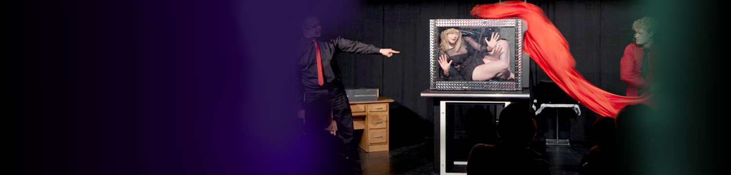amaze your guests with a magical illusion show!