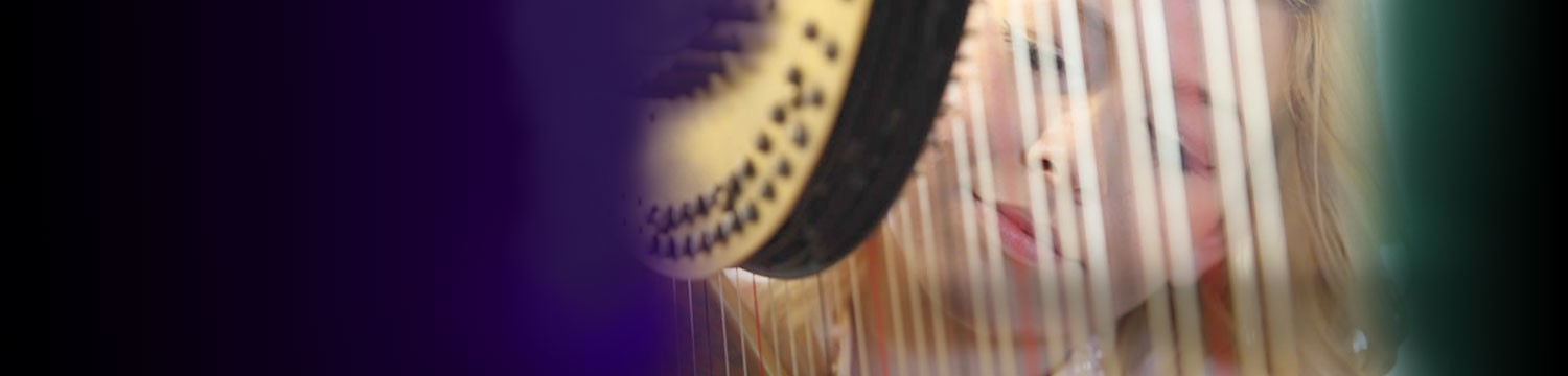 how a harpist can enhance your wedding | 5 top tips from alive network's wedding harpists