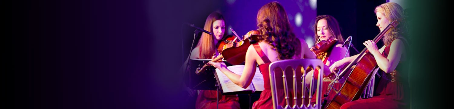 top 10 reasons to book a string quartet for your wedding