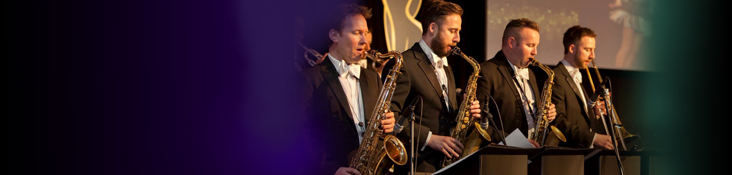 top 5 big bands & jazz orchestras: hot right now