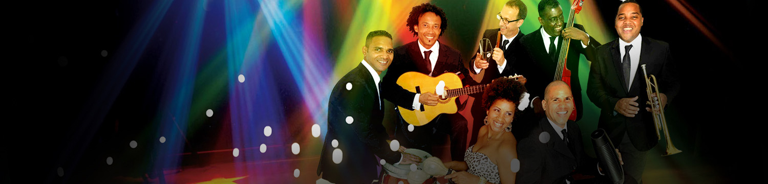 salsa bands and world musicians for hire