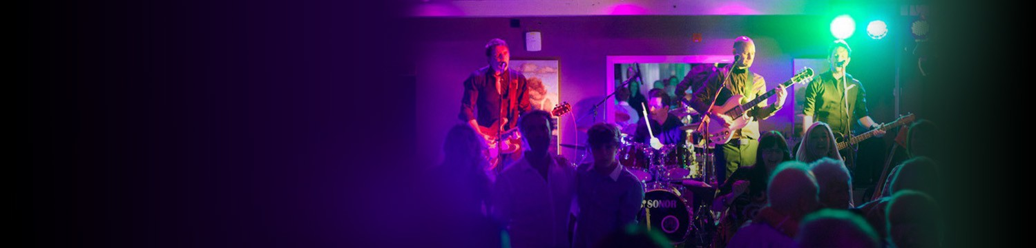 pop bands for hire in yorkshire, leeds, sheffield, harrogate and hull