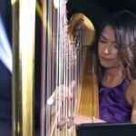 Video Melissa (Harpist) Harpist London