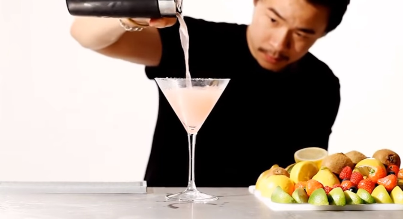 Video Mixology Bartenders Flair Bartending North Yorkshire