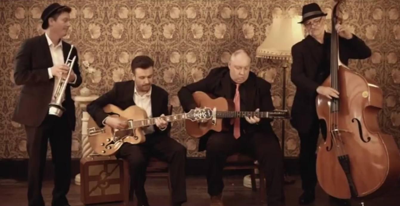 Swing From Nottingham Jazz Band Nottinghamshire Alive