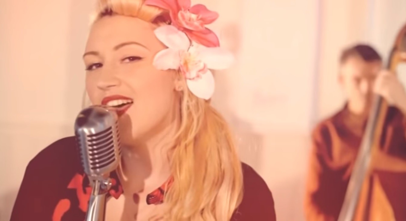 Video Tea For Three Rock n Roll Swing Band Lincolnshire