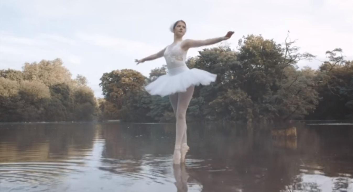 Video The Cygnets Dancer London