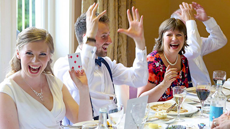 Wedding Breakfast Music Entertainment Ideas From Alive Network
