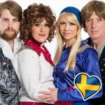 (Abba) Abba-Alike Abba Tribute Band Brampton, Cumbria