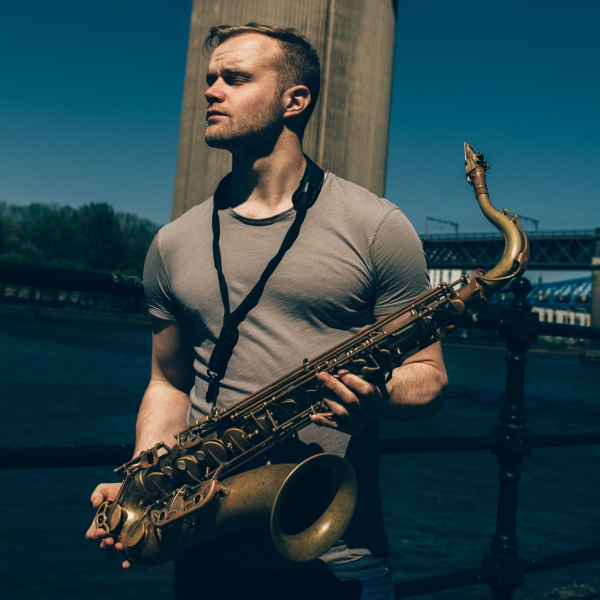Joe Frederic Saxophonist Greater Manchester