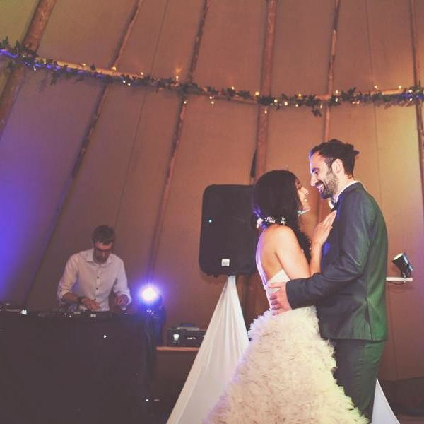 Daniel Jones Wedding DJ Lancashire