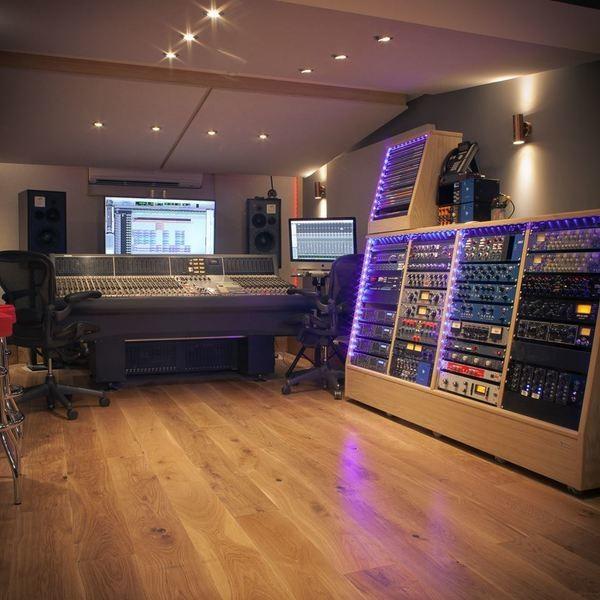 Alive HQ Recording Studios Recording Studio Staffordshire