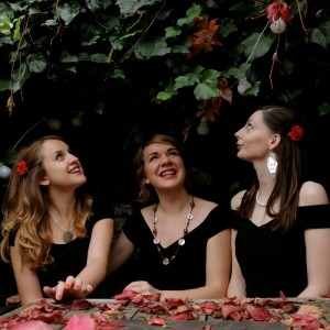 The Vintage Swing Syndicate Vocal Harmony Trio London