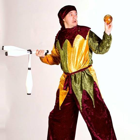 Jester Stilt Walkers  Leicestershire