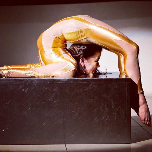 Contortionist Pixie  London