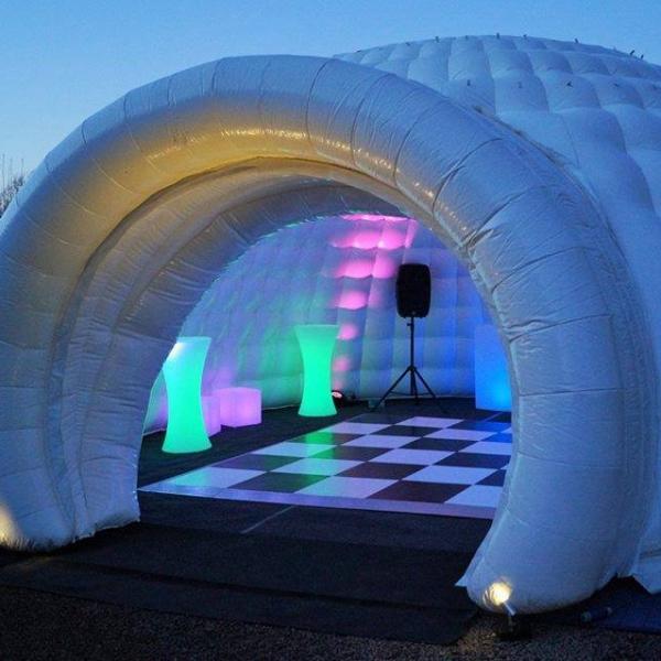 Giant Igloo Hire Inflatable Igloo Hire Shropshire