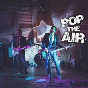 Pop The Air Rock and Pop Trio Staffordshire