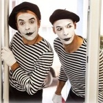 Mime Artists Inc Street Entertainer Oxfordshire