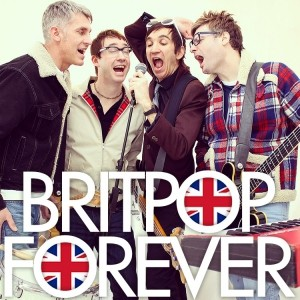 Britpop Forever Britpop / 1990s Tribute Band Staffordshire
