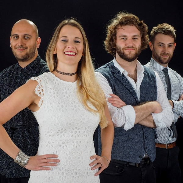 The Up Beats Rock and Pop Party Band West Midlands