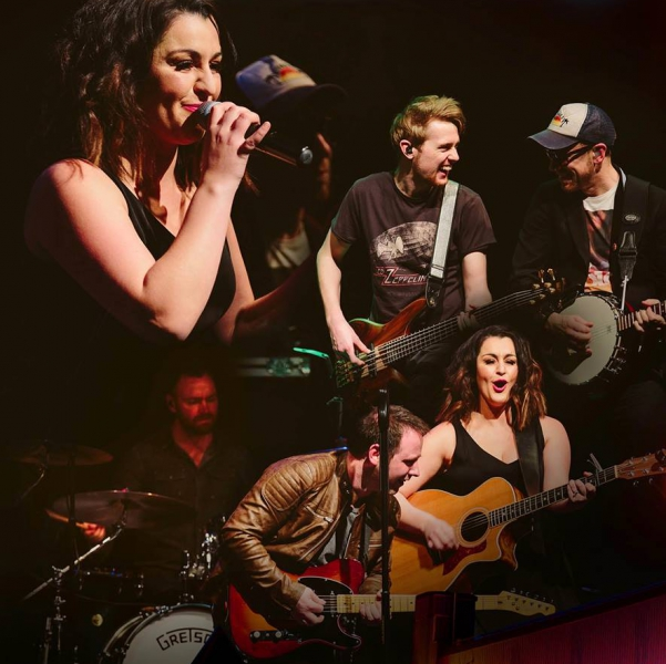 Nashville Nights Country Band Greater Manchester