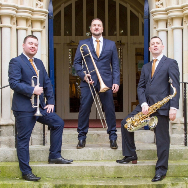 Smooth Horns Brass Trio Hampshire