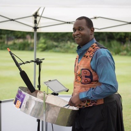 Gary Caribbean Steel Drums  Buckinghamshire
