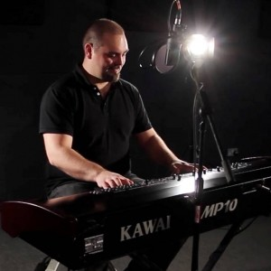 Dan B Pianist North Yorkshire