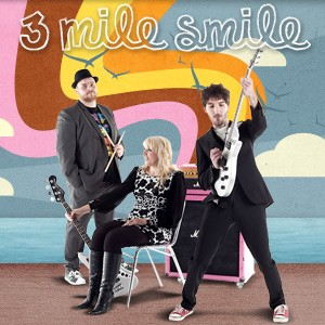3 Mile Smile Rock and Pop/ Indie Trio West Midlands