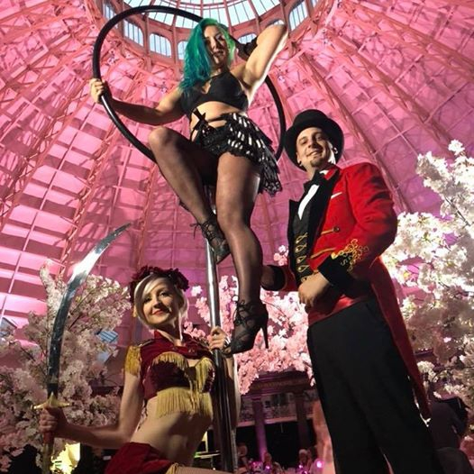 The Ultimate Circus Experience  Lancashire