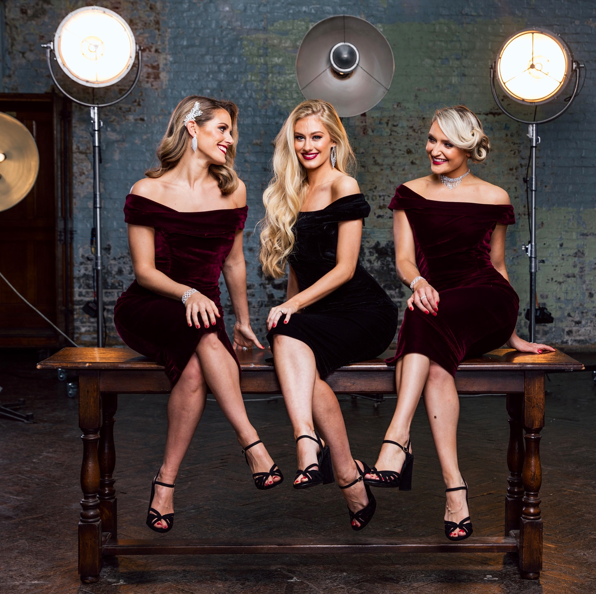 The Roxettes Jazz Vocal Trio London
