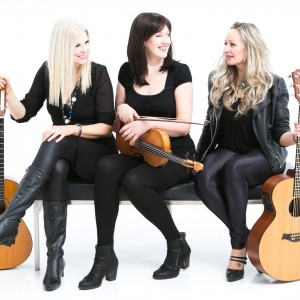 Gracia Trio Acoustic Trio Staffordshire