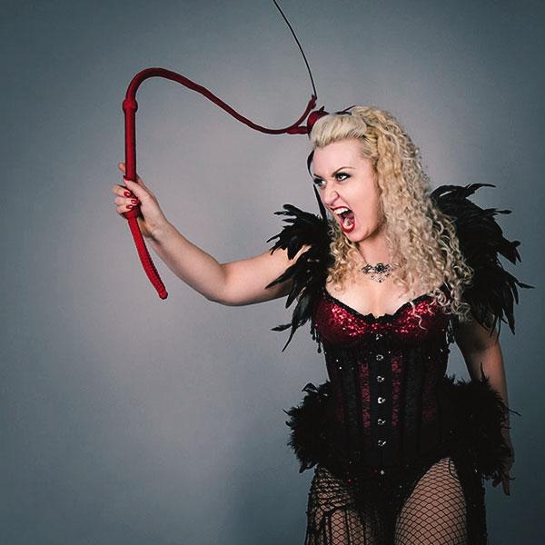 Miss D Ville Dare Devil Stunt Show Kent