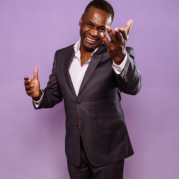 Junior Simpson Comedian London