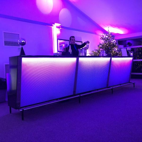 VE Portable LED Bars Mobile Bar Berkshire