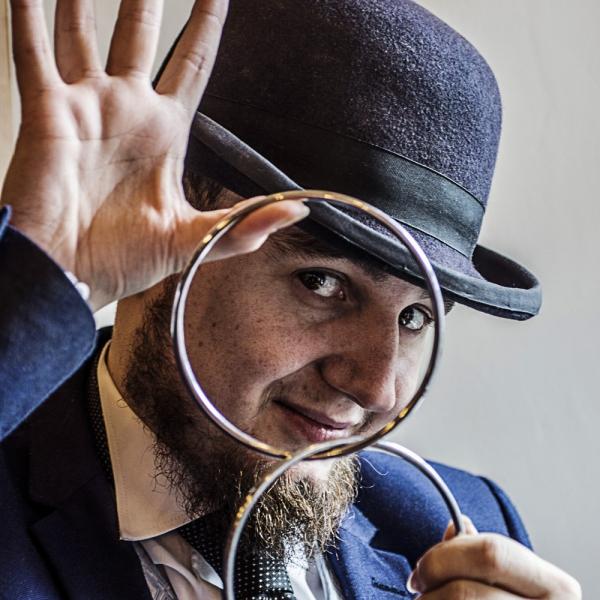 Simon The Magician Magician Merseyside