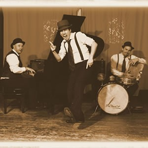Hot Harlem 1920's Harlem Swing Band Lancashire