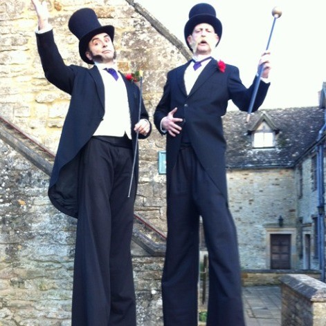 Stilt Walkers Galore  Northamptonshire