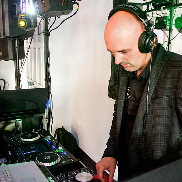 Equinox Disco Wedding DJ South Yorkshire