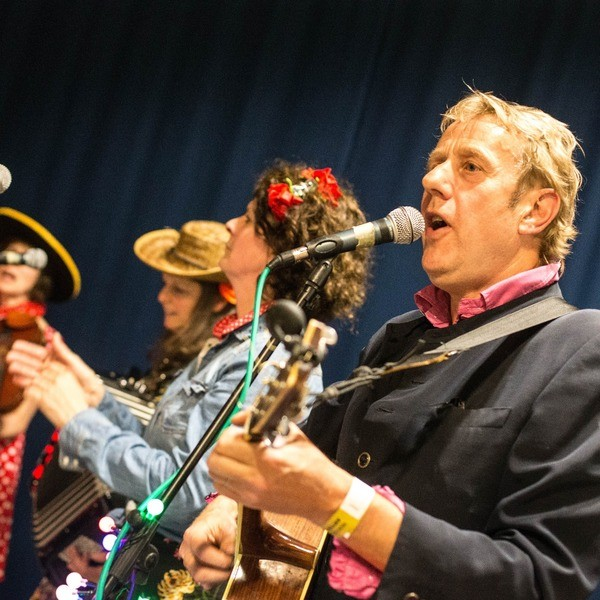 The Last Saloon Barn Dance Band West Yorkshire